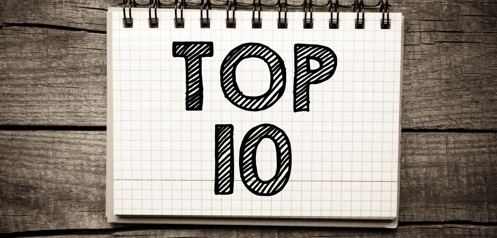 Top 10 Lymphoma Articles of 2015