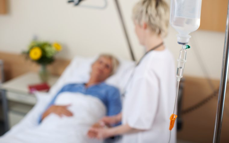 Chemotherapy-resistant lymphoma patients have poor prognosis