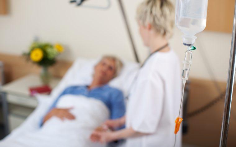 Chemotherapy-resistant lymphoma patients have poor prognosis